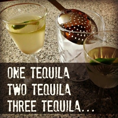 MTP – 03 – One Tequila, Two Tequila, Three Tequila …