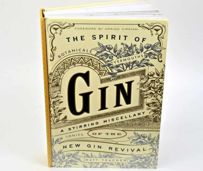 The Spirit of Gin: Book Review