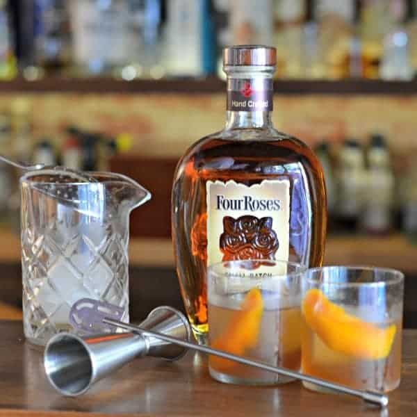 Four Roses Old Fashioned