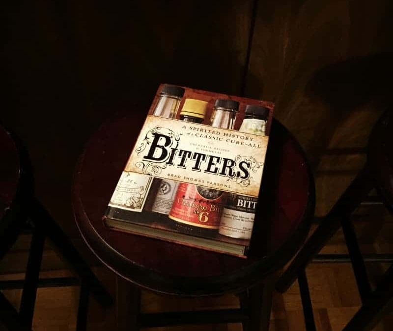 Bitters by Brad Parsons: Book Review