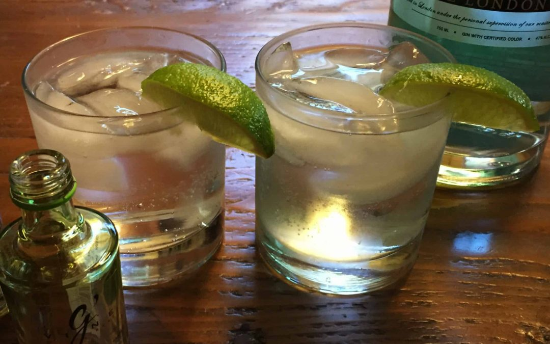 Gin and Tonic: Two Ways