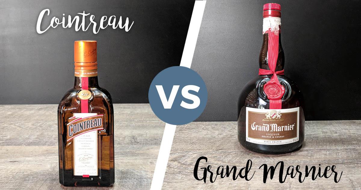 Cointreau vs. Grand Marnier: What's the