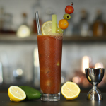 Pepper Infused Bloody Mary