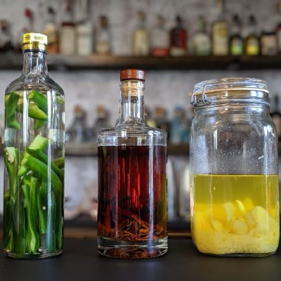 How to infuse alcohol: Infused spirits for Fun and Profit