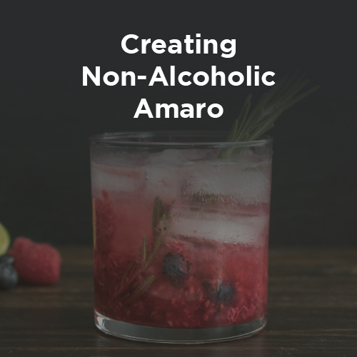 Inventing the Impossible: Creating Non-Alcoholic Amaro with Jason La Valla