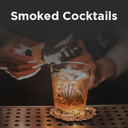 Smoked Cocktails, an Interview with Ben Potts
