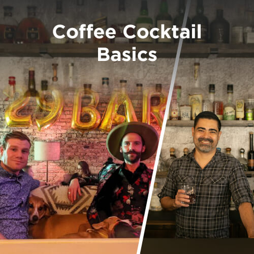 Coffee Cocktails with Levi Andersen and Derrick Wessels!