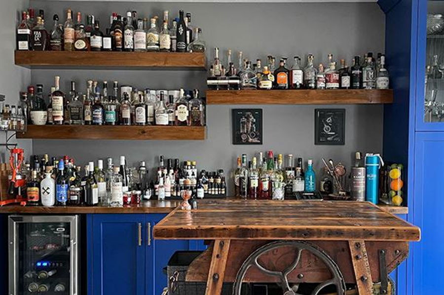 Photo courtesy of Leah Hall, Craft Cocktail Club member