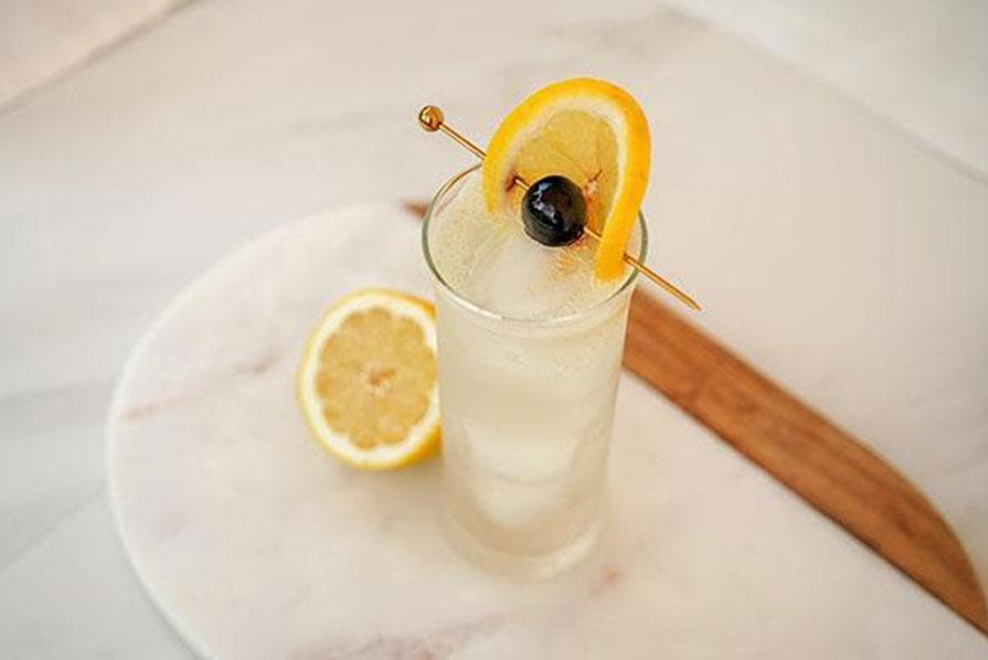 Fog Cutter Cocktail