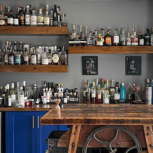 How To Stock A Home Bar: Essential Bar Tools And Liquor To Get You Started